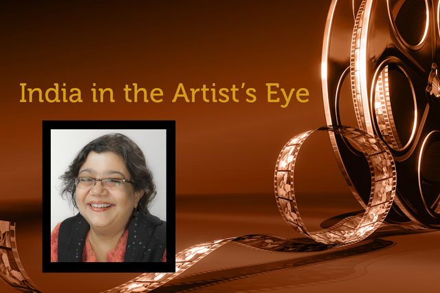 India in the Artist's Eye
