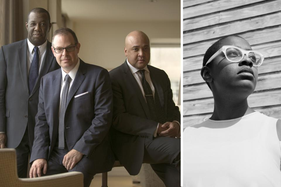 Bill Charlap Trio with Cécile McLorin Salvant